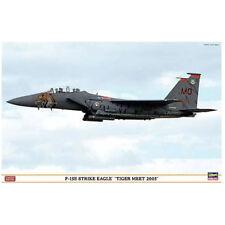 Hasegawa #07318 1/48 F-15E Strike Eagle  'Tiger meet 2005'