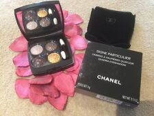 Chanel Signe Particulier Ombres A Paupieres Quatuor Quadra Eyeshadow - New