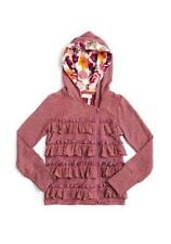 NWT MATILDA JANE HALF PAST ONE Jacket Zip Ruffle Hoodie Girls10 Once Upon A Time