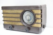 Philips bakelite tube radio, type 470 A from 1938-39, in very good condition!