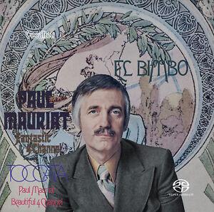 Paul Mauriat - El Bimbo & Toccata  [SACD Hybrid Multi-channel] - CDLK4621