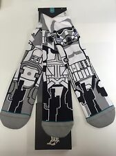 STANCE STAR WARS COLLECTION TROOPER Socks 3 SOCKS Snow Scout Storm force awakens