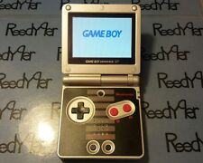 NES Classic Edition GameBoy Advance SP *MINT* AGS-101 Brighter Nintendo System