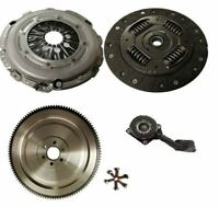 A SINGLE MASS FLYWHEEL AND CLUTCH KIT & CSC FOR A FORD MONDEO HATCHBACK 1.6 TDCI
