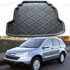 Coffre arrière de voiture noire mat CARGO PAQUEBOT Plateau fit de démarrage pour Honda CR-V 2007-2011