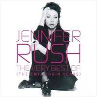 JENNIFER RUSH-VERY BEST OF(THE EMI/VIRGIN YEARS) CD NEW+