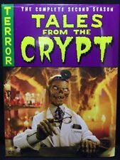 Tales from the Crypt - The Complete Second Season (DVD, 2005, 3-Disc Set) NEW