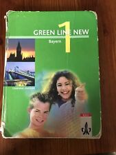 Greenline New Green Line Bayern 1 Klett Learning English Gymnasium Schulbuch