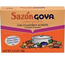 Sazon Goya Seasoning 1.41 Oz Box (Pack Of 10)