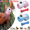Hamster Ferret Rabbit Harness Vest and Leash Set Small Animals Pet Harnesses US