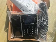 Polycom VVX 400 12-line Desktop Phone,POE With Hd Voice Poe(2200-46157-025)