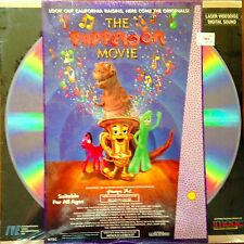 The Puppetoon Movie - Animated Cartoons -  Laserdisc NIB NEW Sealed