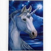 Quality Lisa Parker Fridge Magnet~Fantasy Art~Unicorn~LP16~uk seller