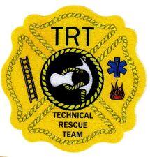 TRT Maltese Cross Reflextive Decals for Helmet - Window