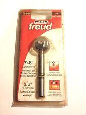 "Freud 7/8"" inch Forstner Metal Drill Bit - Made in Austria - Part # FB-006"