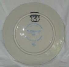 1972 HUMMEL 2nd Annual Plate #265 Hear Ye! 3 Line TMK 4 no Box