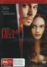 From Hell - Thriller / NEW DVD