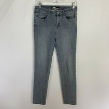 BDG High Rise Ankle Cigarette Jeans Stretch Light Wash Size 29