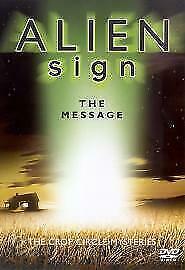 "Crop Circle Documentary DVD "" ALIEN SIGN THE MESSAGE "" Conspiracys Aliens"