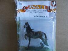 Miniature Artistiche da Collezione - Il Cavallo FRISONE con fascicolo vol.4
