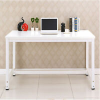 LIVIVO HOME OFFICE COMPUTER CONSOLE DESK TABLE WORKSTATION WOOD EFFECT