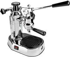 La Pavoni  EUROPICCOLA CROME – EL Lever Espresso Machine 220V Made in Italy!
