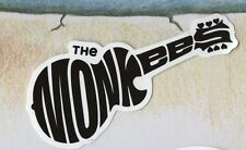 MONKEES the Sticker CLASSIC 60s POP ROCK SINGER songwriter 1960s 70s Blues