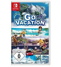 Nintendo Switch Software Go Vacation