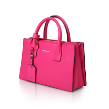 SALE was $239 - Jasmin Small Tote- Pink- Womans Bag- Genuine Leather