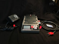 1/24 & 1/32 SLOT CAR TREADMILL DYNO FOR TUNING / BREAK IN TRACKSIDE or TABLETOP