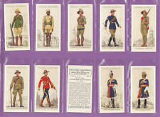 In Plastic Sleeves Military/War Collectable Cigarette Cards