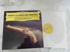 "12"" LP - Giuseppe Sinopoli - Verdi la Forza del Destino - DGG 423148"