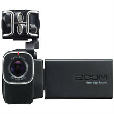 Like N E W Zoom Q8 Handy Audio and Video Recorder Warranty Opened Box Never Used