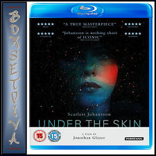UNDER THE SKIN -  Scarlett Johansson   * BRAND NEW BLU-RAY