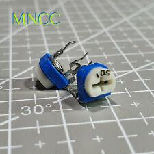 1~5pcs 105 1MΩ RM065 Trimpot Potentiometer Variable Single Turn Resistors 105