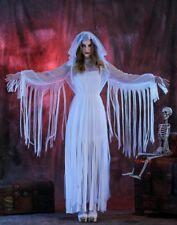 Fancy Dress Halloween Costume Corpse Bride Cosplay Mummy Ghost Wedding Dress