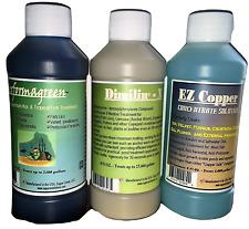 Dimilin-X,  Performagreen, EZ Copper Koi & Goldfish Treatment For koi pond PKF!