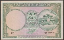 TWN - SOUTH VIETNAM 1a - 1 Dong 1956 AU/UNC DEALERS x 5
