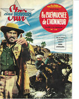 STAR-CINE BRAVOURE - LA CHEVAUCHEE DE L'HONNEUR - N°45 - 1962 - William Holden