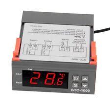 TERMOSTATO STC-1000 di temperatura Temp termostato STAT Rettile XH