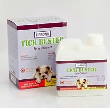 Tick Buster Fipronil Spray Treatment (Refill) 500 ml