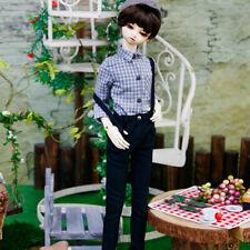1//6yosd 1//4MSD SD13 SD17 ID72 BJD Clothes Striped Shirt Top for BJD Boy Doll AOD