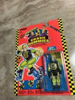 Vintage 1992 Crash Dummies Action Figure Toy TYCO Dent in Pro-tek Suit Toy