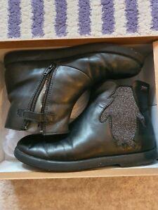 camper girls shoes