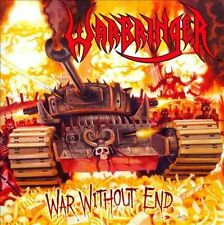 Audio CD: War Without End, Warbringer. Very Good Cond. . 727701844626