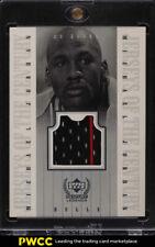 1999 Upper Deck Century Legends Michael Jordan GAME-WORN JERSEY PATCH #MJ