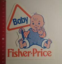 Autocollant/sticker: bébé fisher price (061216148)