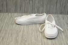 **Vans Authentic Sneaker - Unisex M:3.5 / W:5, White