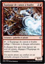 MTG Magic XLN - (x4) Lightning-Rig Crew/Équipage de canon à foudre, French/VF