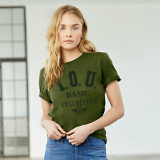 IOU Collection Clothing Short-Sleeve Unisex T-Shirt - Bygone Brand Retro tees